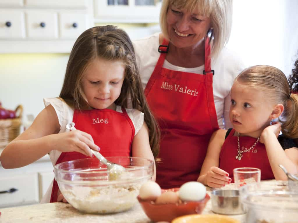 Kids Village Cooking and Nutrition Workshop