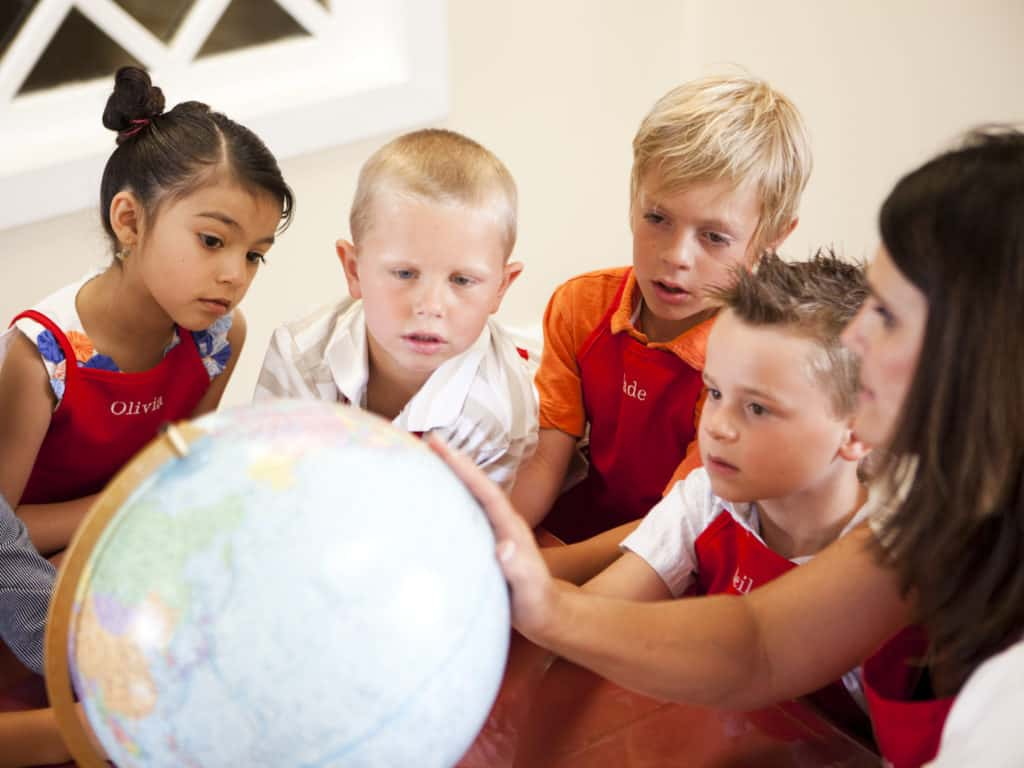 Kids Village Geography and Foreign Language Workshop