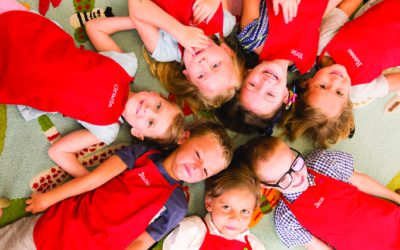 Monthly Value:  Teaching Your Child to be a Good Friend