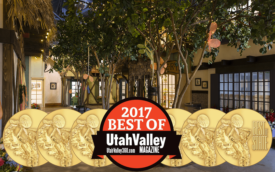 Kids Village Awarded Best Preschool in Utah