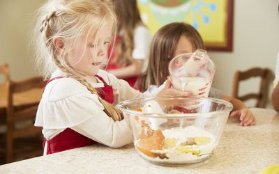 Teaching Your Child to Cook: Age Appropriate Kitchen Skills